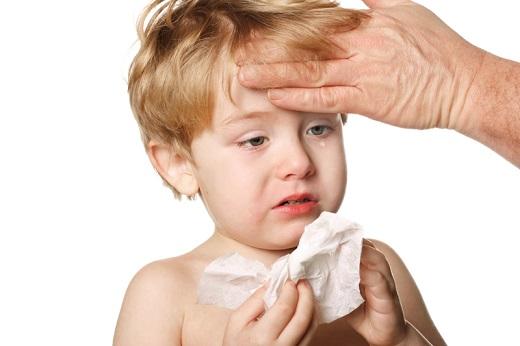 Viêm xoang ở trẻ em với biến chứng khó lường