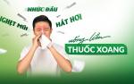 Hắt hơi, nghẹt mũi, nhức đầu: coi chừng do viêm mũi xoang.